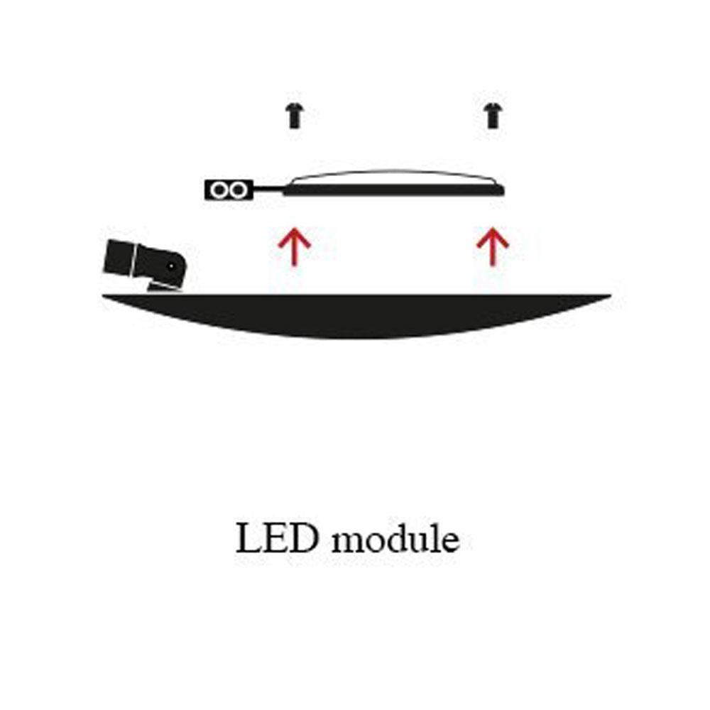 Lederam C150 - LED Leuchtmittel austauschbar