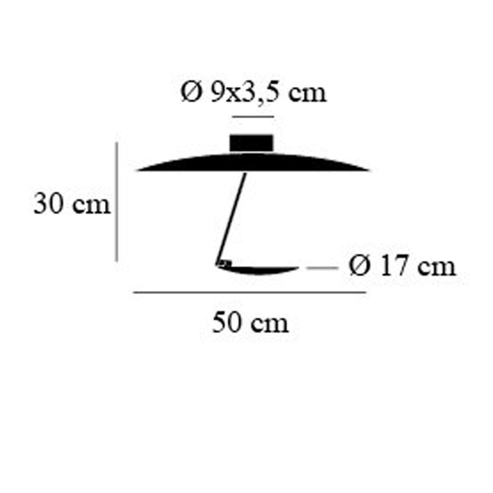 Lederam C150 - Maße