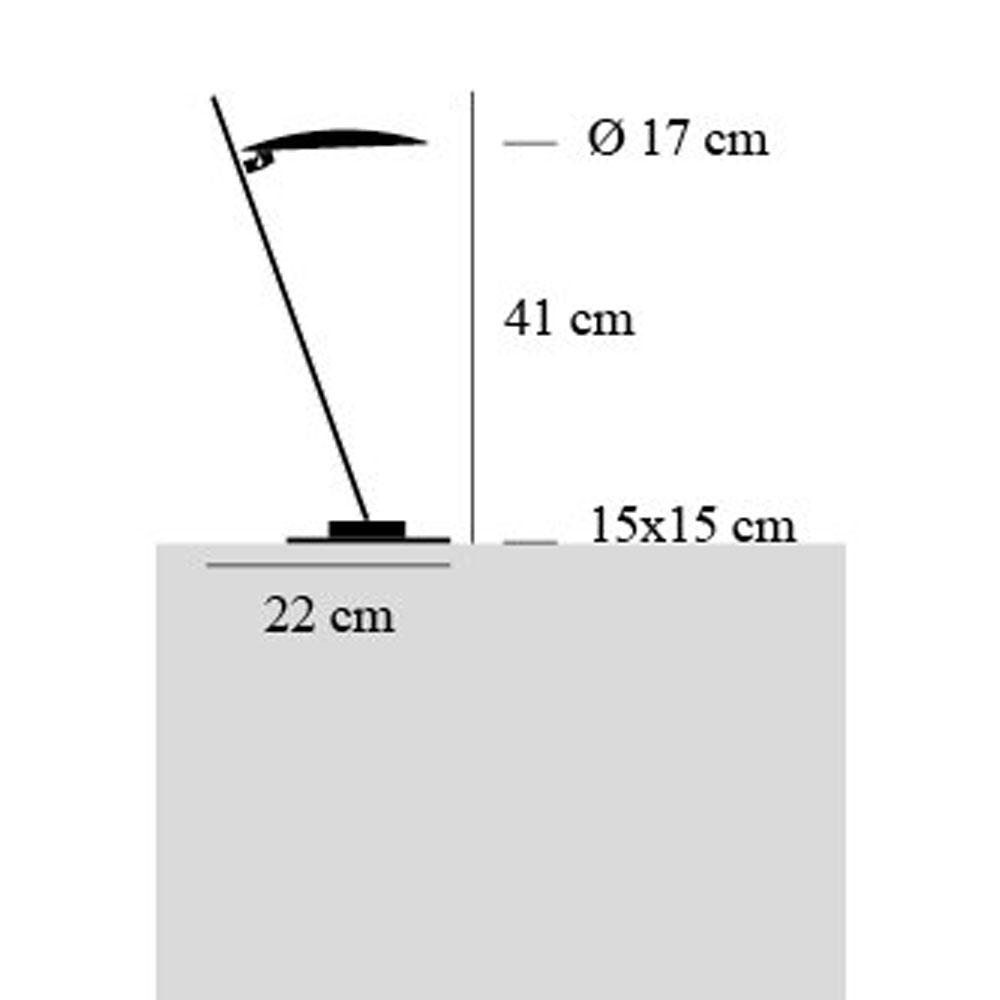 Lederam T1 - Maße