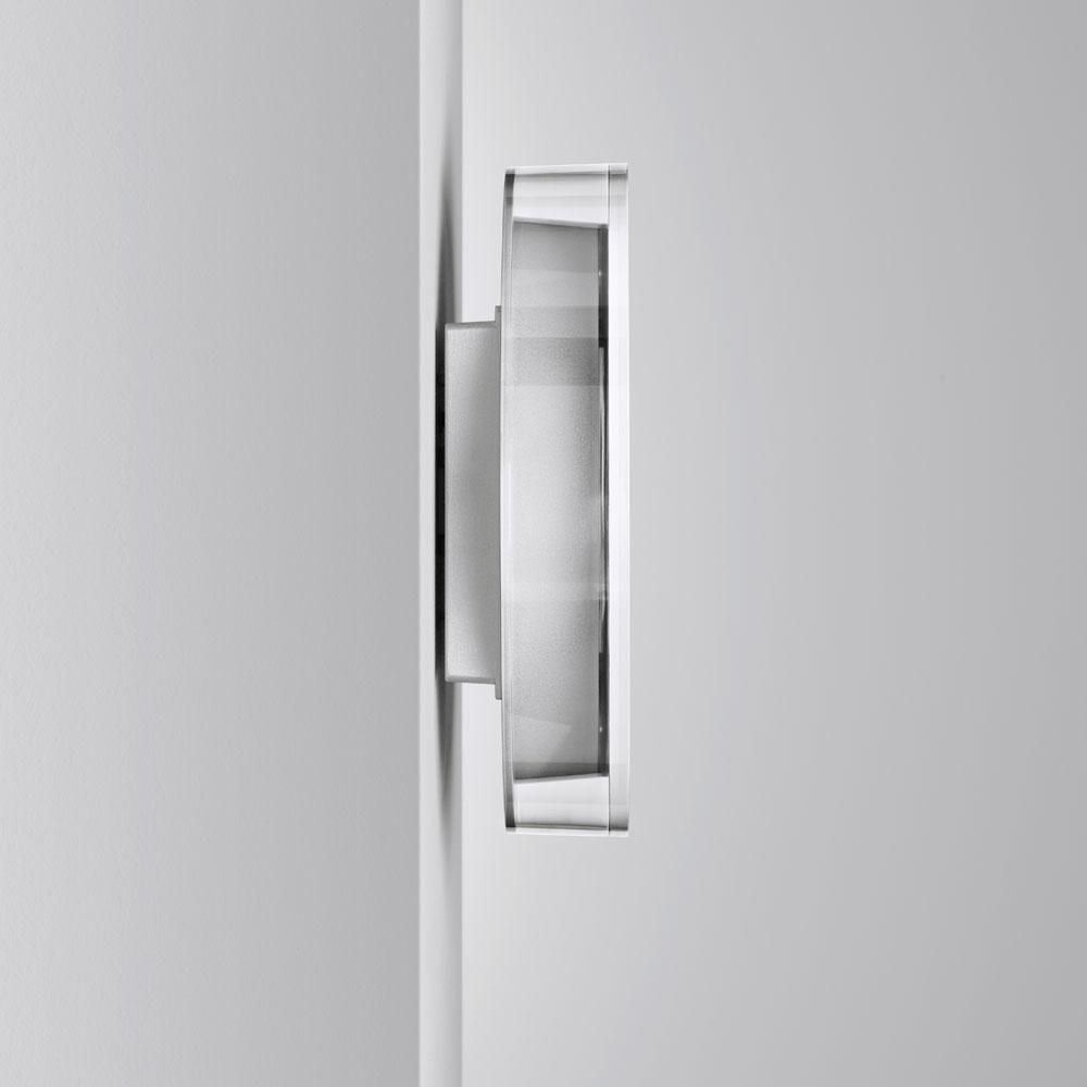 LID Seitenansicht - Front: Glas Opal