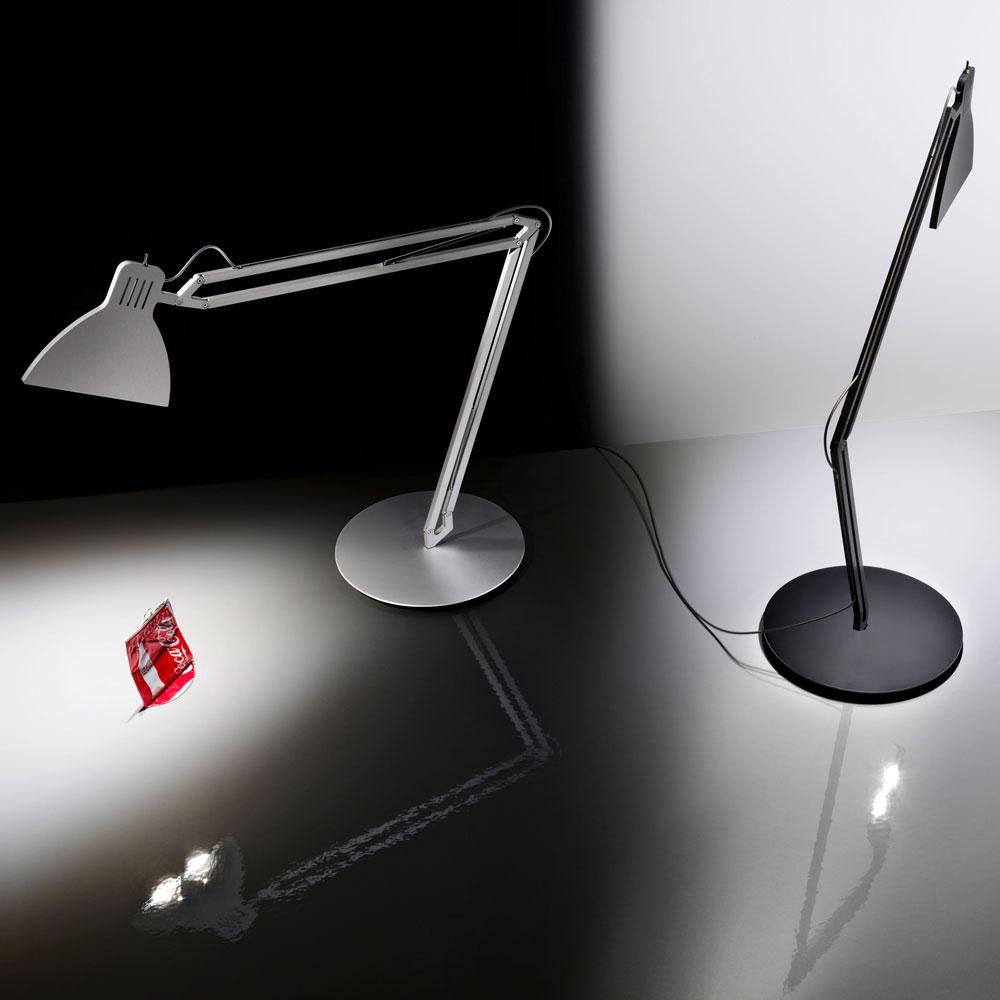Looksoflat - silber & schwarz