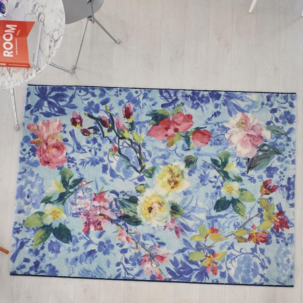 Designers Guild Teppich Majolica Cornflower