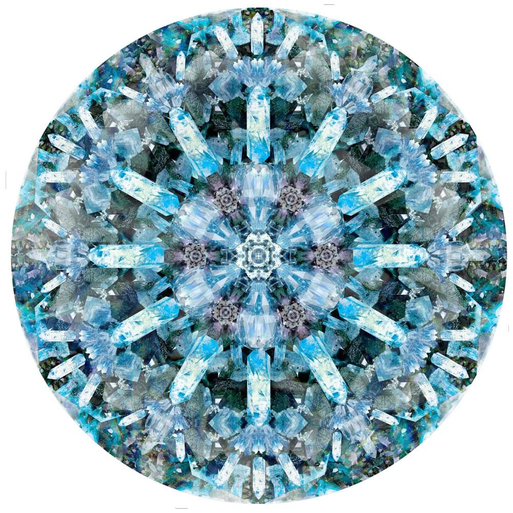 Moooi Carpets Teppich Crystal Ice