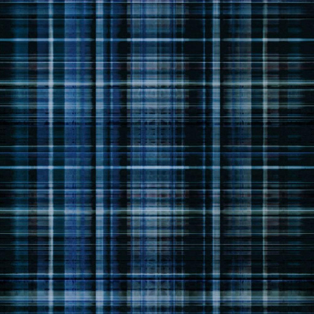 Tartan Haze - Broadloom - Farbe Blue