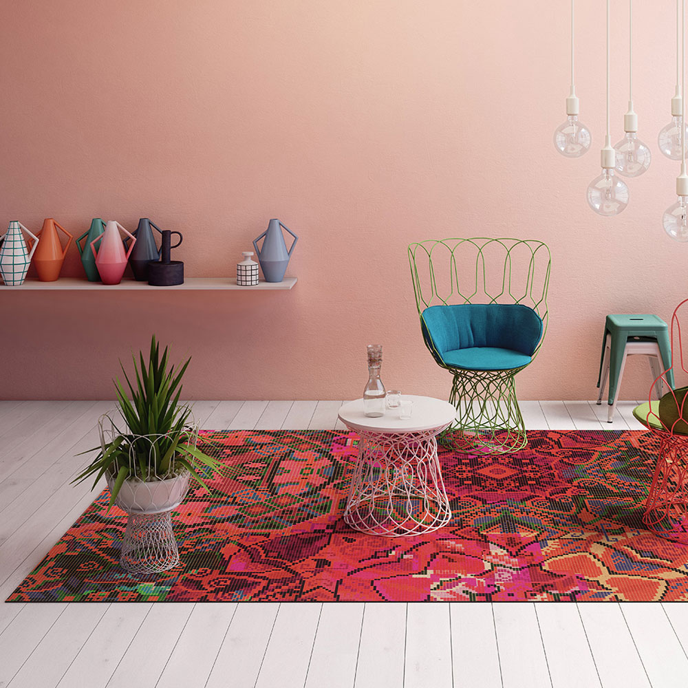 Marrakesh - Farbe 01