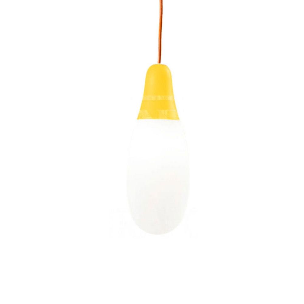 Martinelli Luce - Outdoor- Leuchte Ciulifruli - Farbe weiß/ gelb