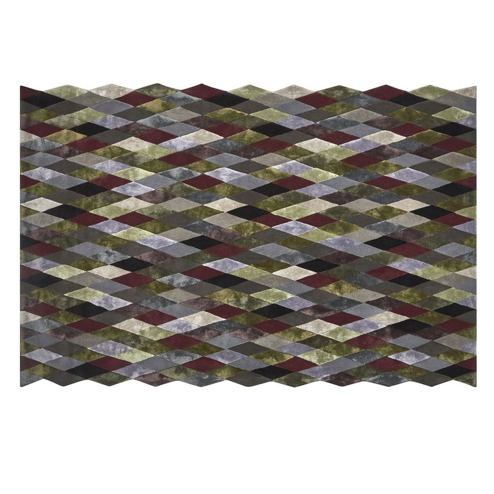 Teppich Mascarade - Farbe Graphite