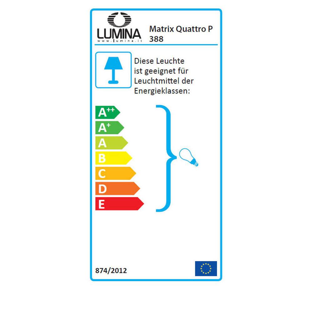 Matrix Quattro P - EU Label