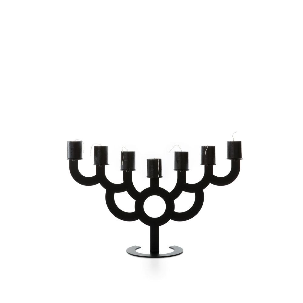 Kerzenset für Menorah Bold