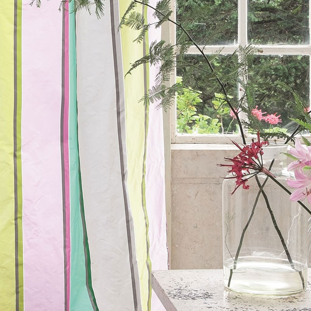 Designers Guild Stoff Mirafiori - Farbe Peony
