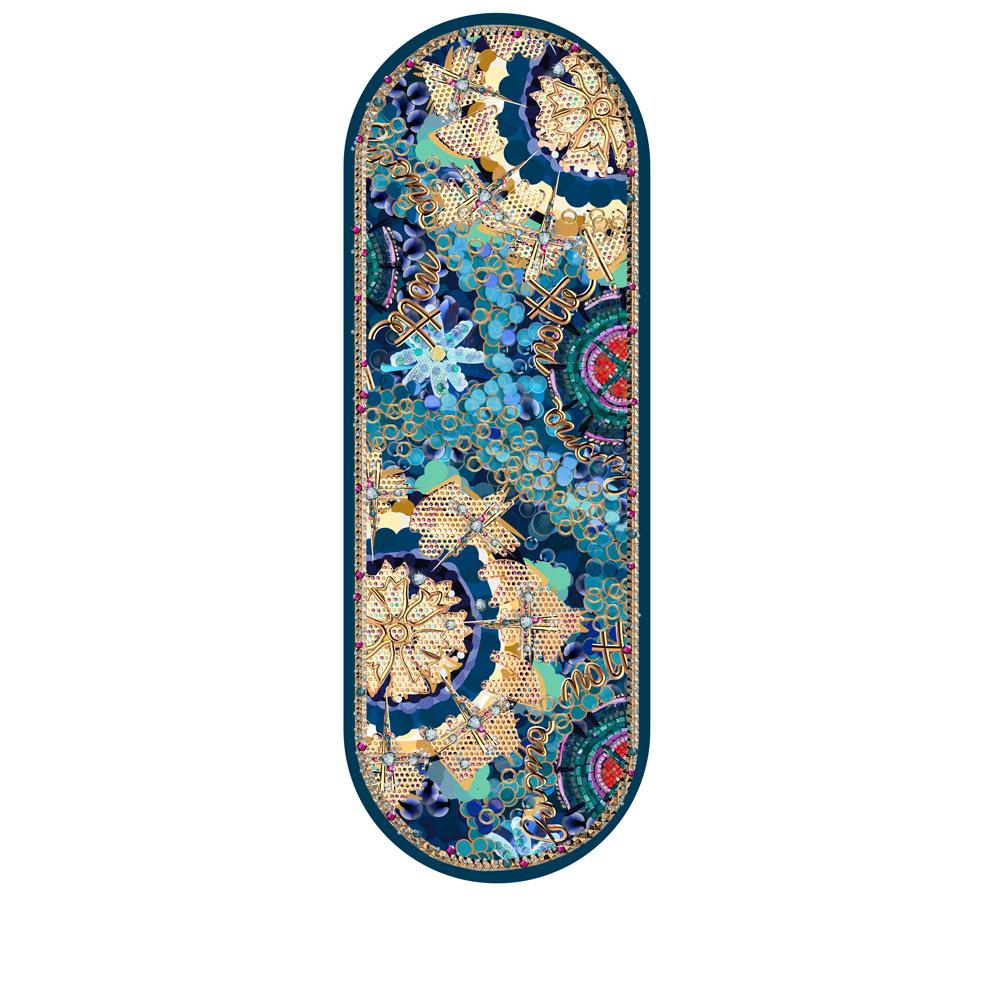 Moooi Carpets Teppichläufer Arcadio