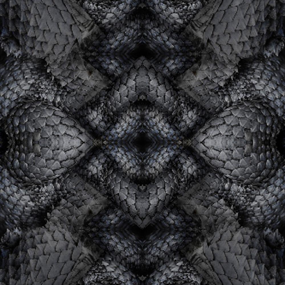 Moooi Carpets Teppich Dwarf Rhino - Detailansicht