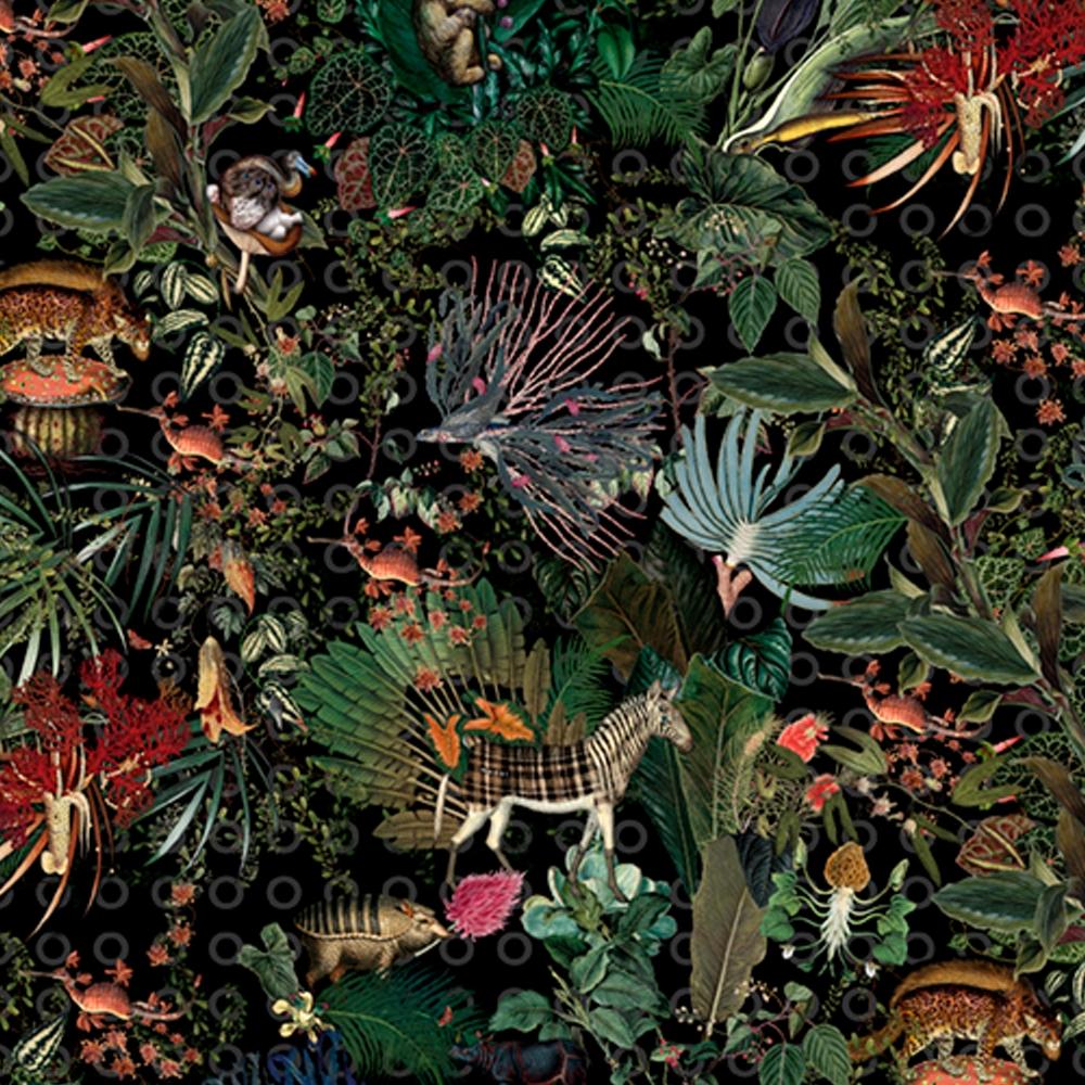 Moooi Carpets - Menagerie - Detailansicht