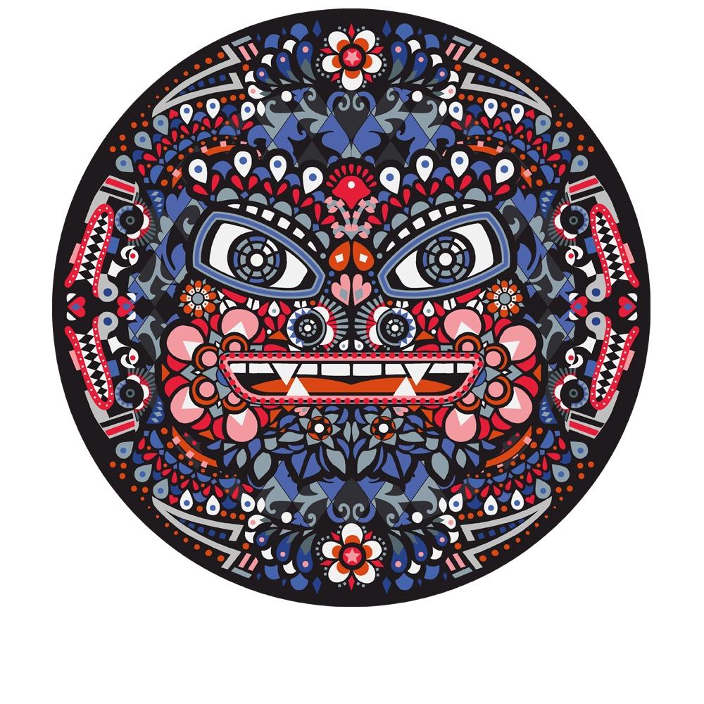 Moooi Carpets - Teppich Monster Carpet
