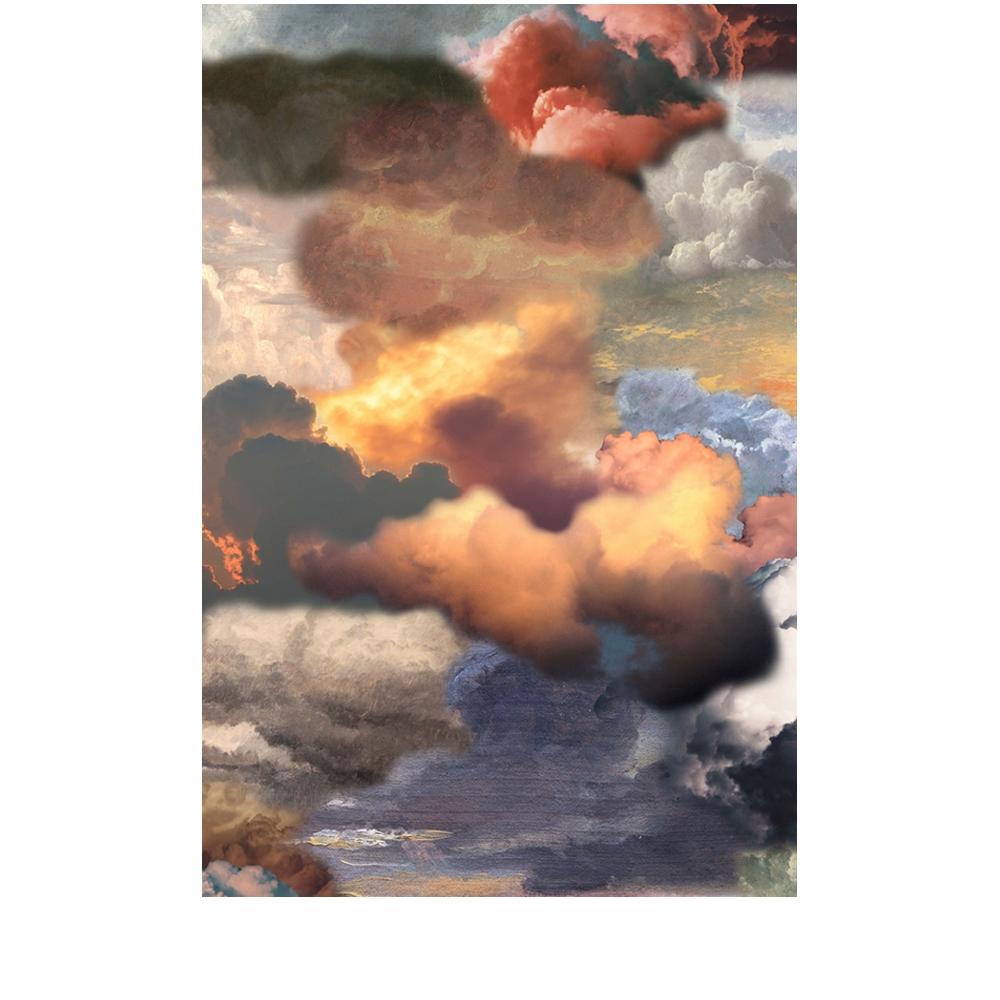 Walking on Clouds - rund/ eckig