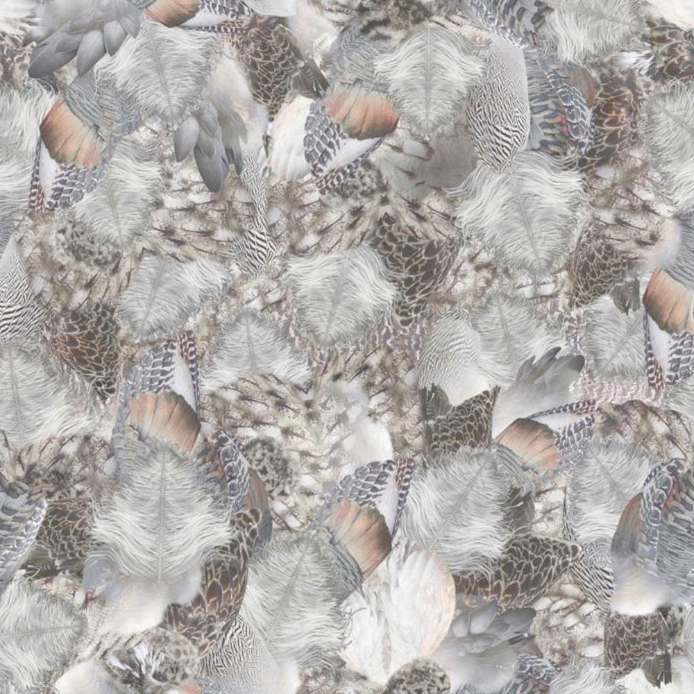 Moooi Carpets Teppichboden Extinct Animals Dodo Pavone