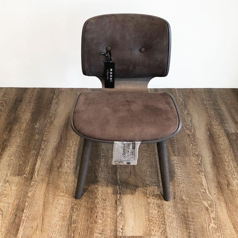 Moooi Nut Dining Chair - Bezug Abbracci