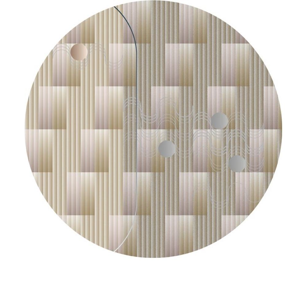 Moooi Carpets - Teppich Citrine - Ø 350 cm