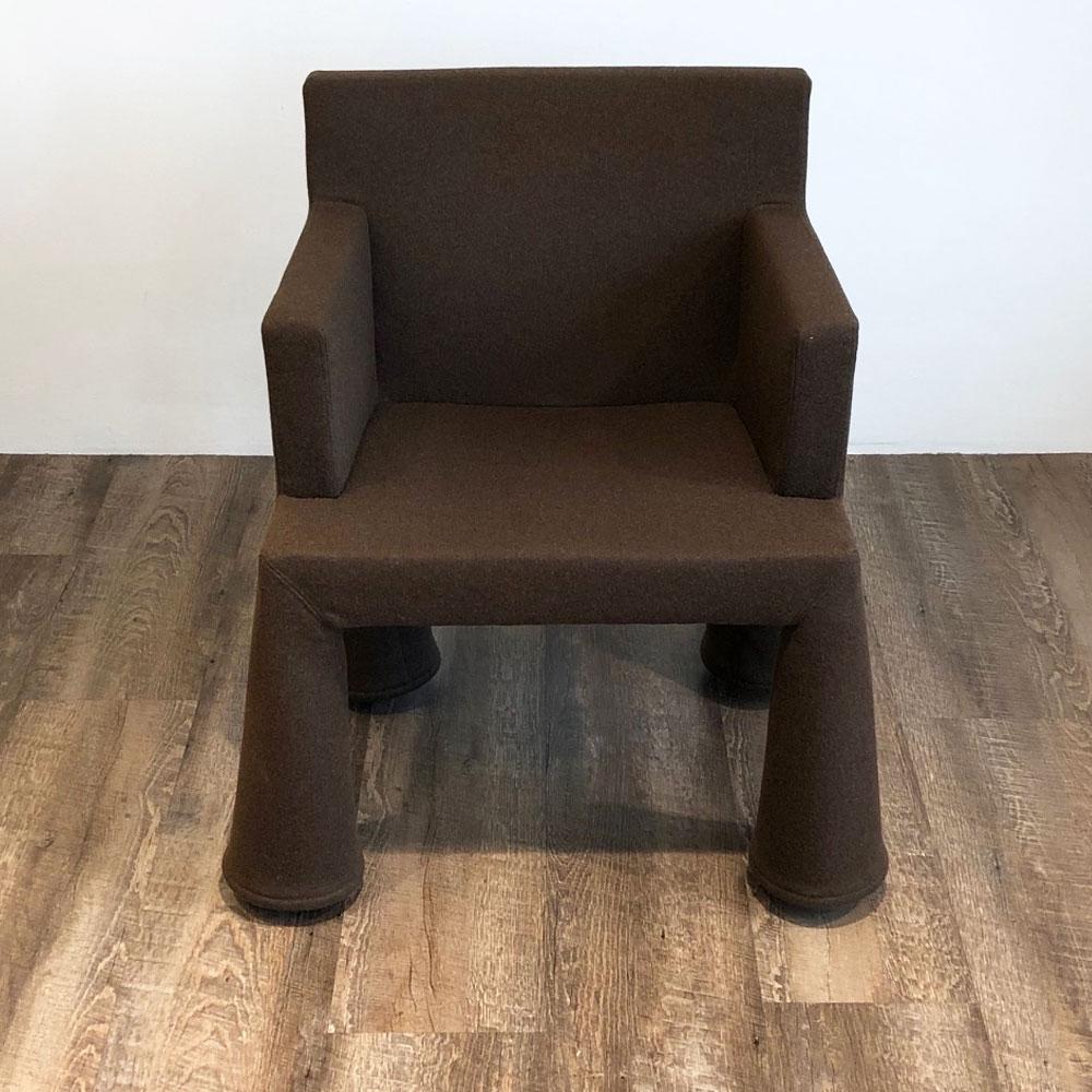 Moooi V.I.P. Chair - Divina Melange 280