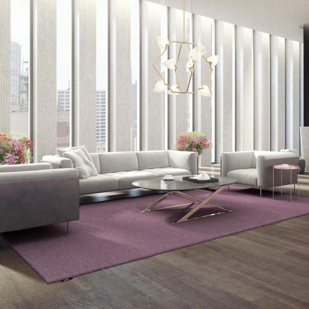 Object Carpet Teppich CRAZE x CHASE konfektioniert - Farbe 0750