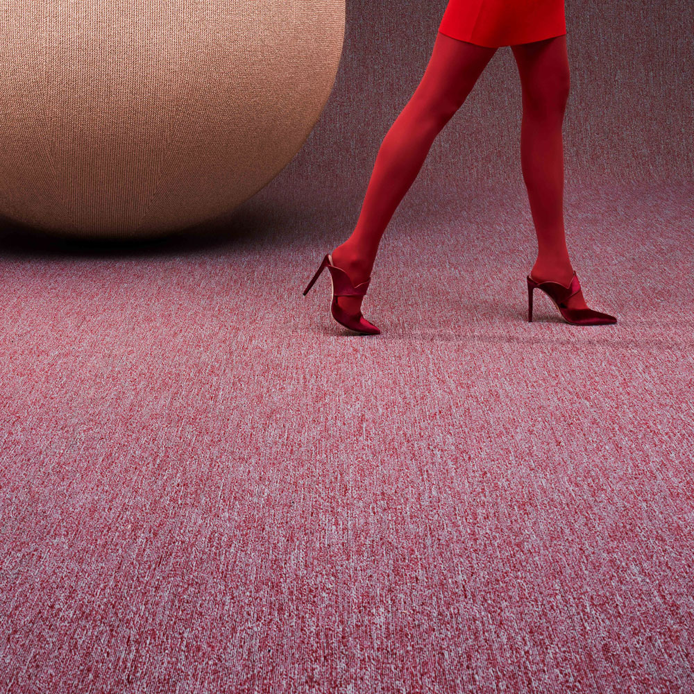 Object Carpet Teppichboden – Craze x Chase – Farbe 0750