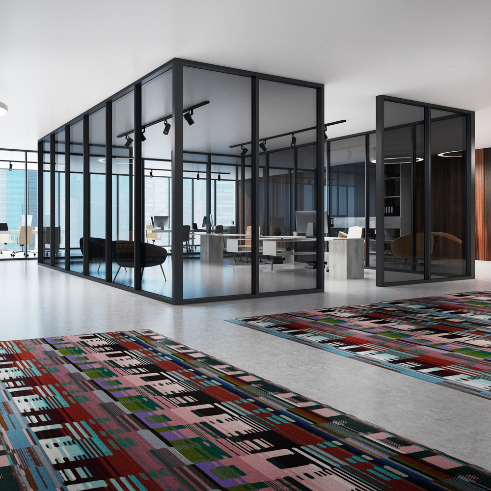 Object Carpet - Forum Woven - Farbe 1604