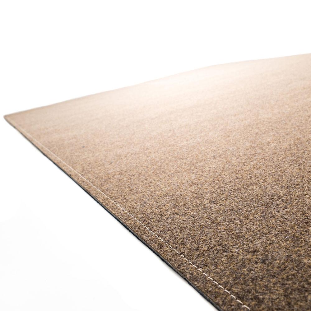 OFFICE [FLAT] - golden brown