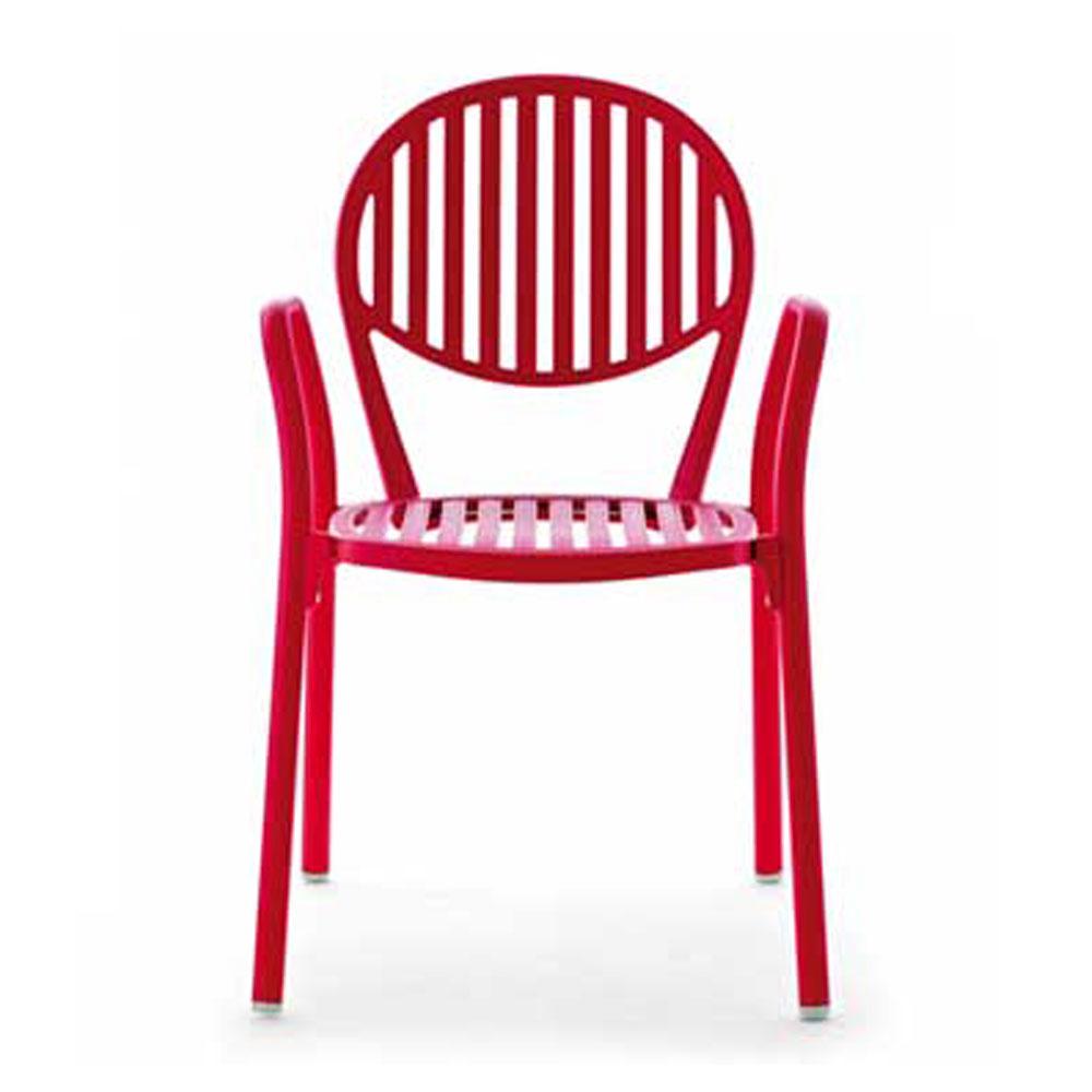 Olympia - Farbe rot
