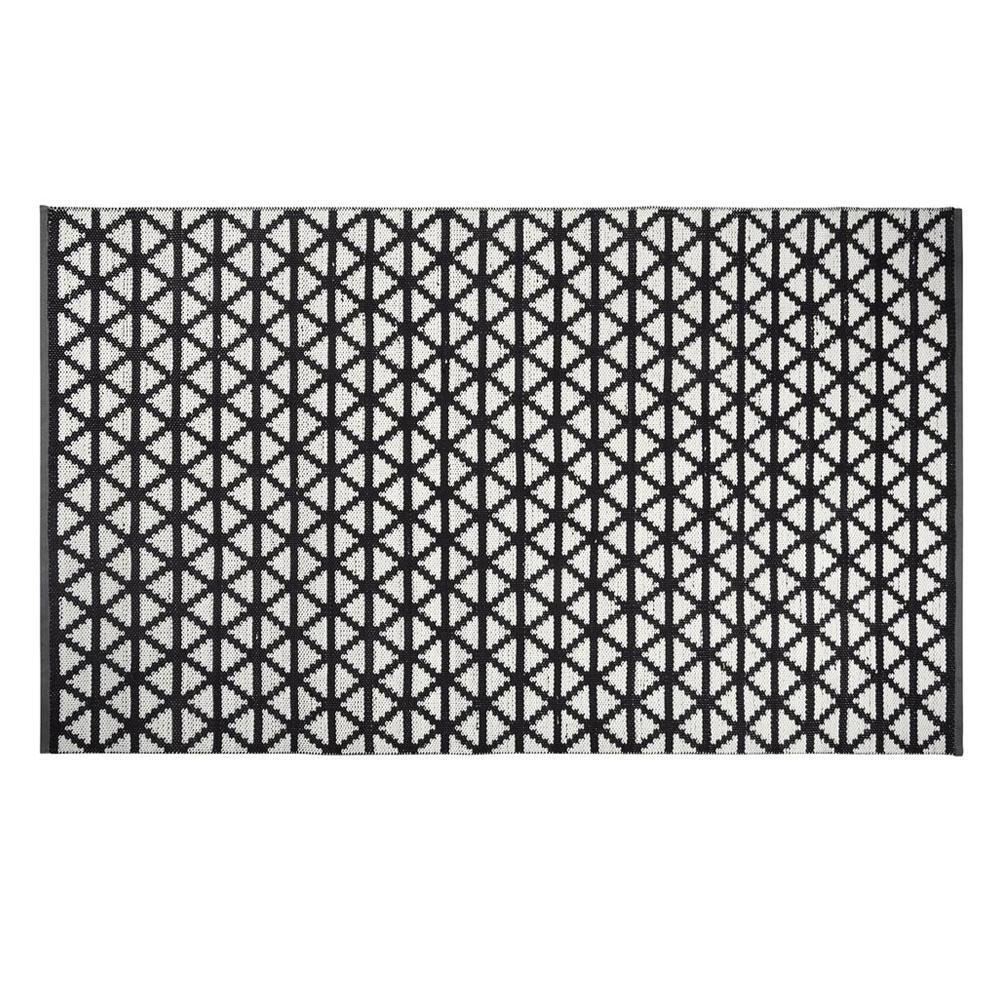 Designers Guild Indoor/ Outdoor Teppich Delray Noir