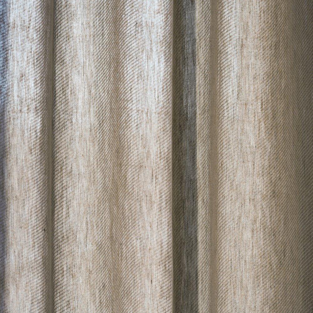 Kinnasand by Kvadrat - Vorhangstoff Nomen - Raumansicht Farbe 0006