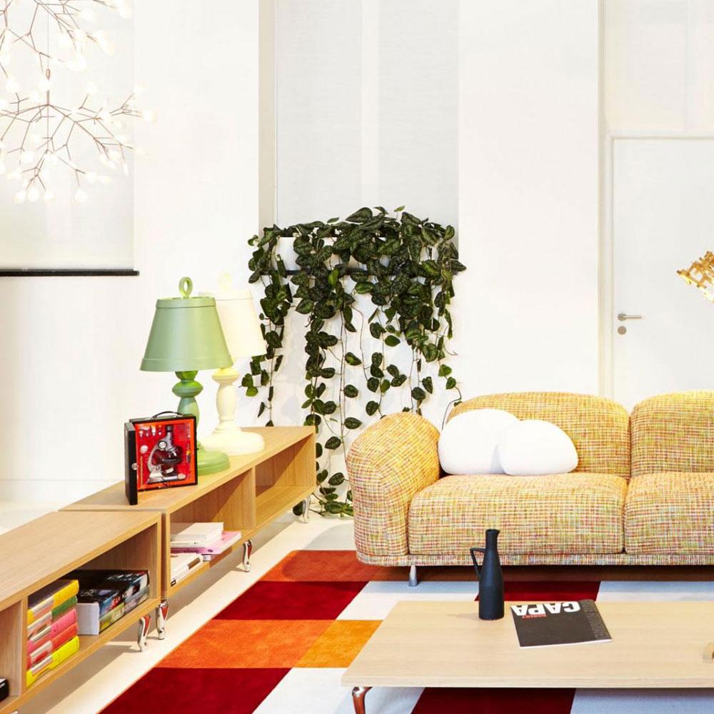 Paper Table Lamp - RAL 6021/ blaßgrün