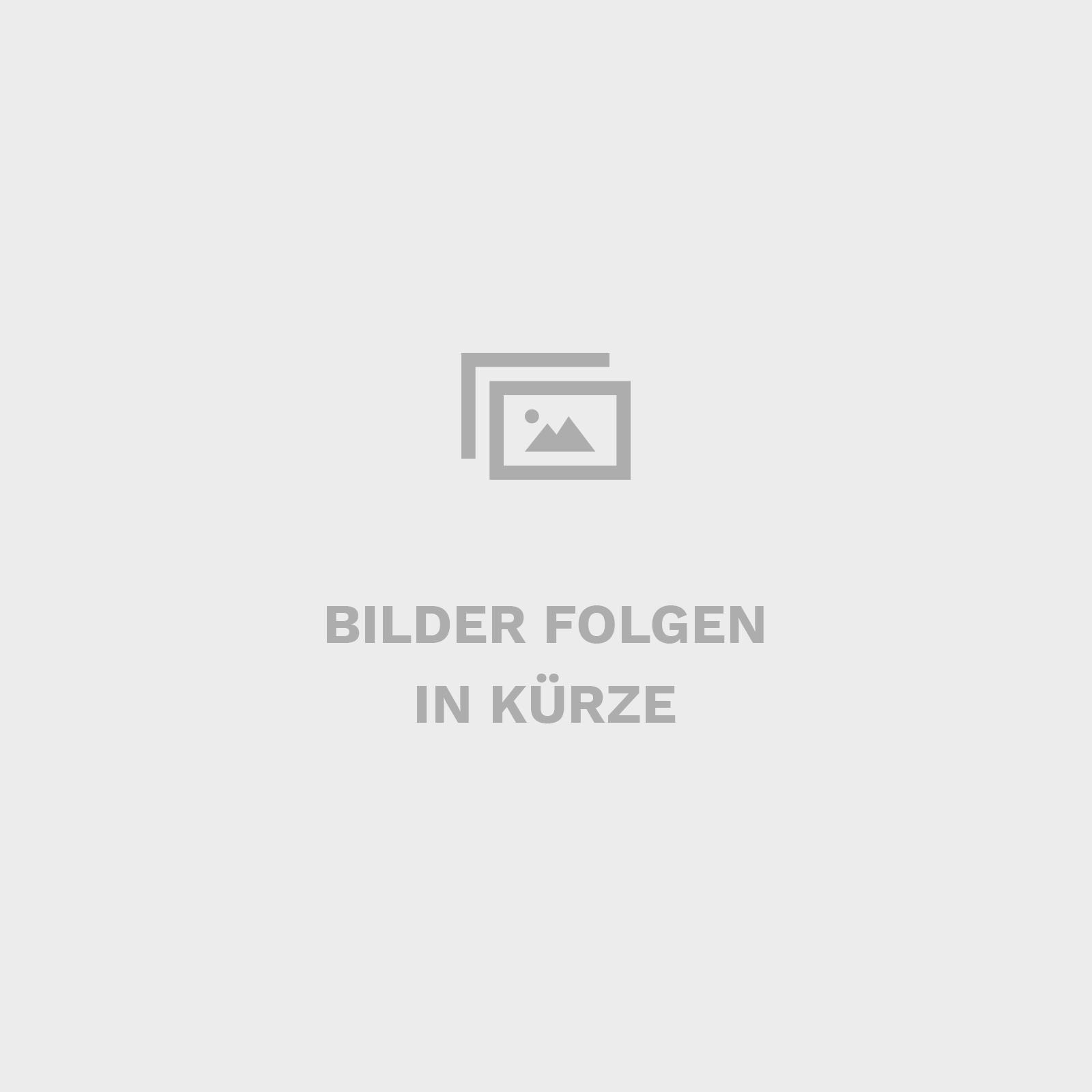 Kartell Kunstoffstuhl Piuma - Farbe weiß - Seitenansicht