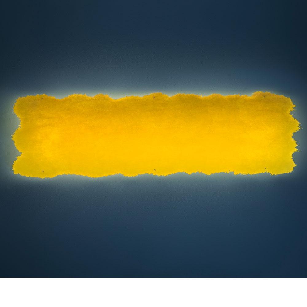 Catellani & Smith Wandleuchte PostKrisi W 71 - gelb