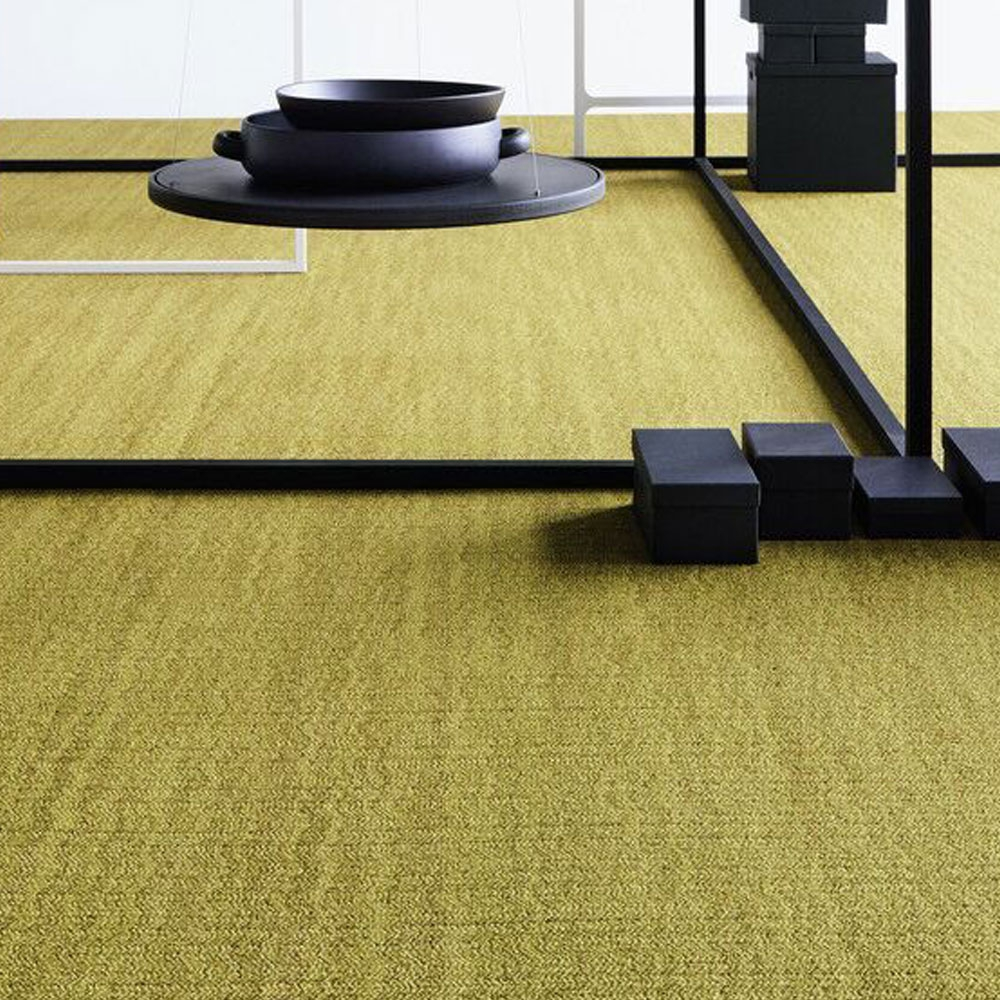 Teppichboden Pulse 800 - Farbe 802 Olive