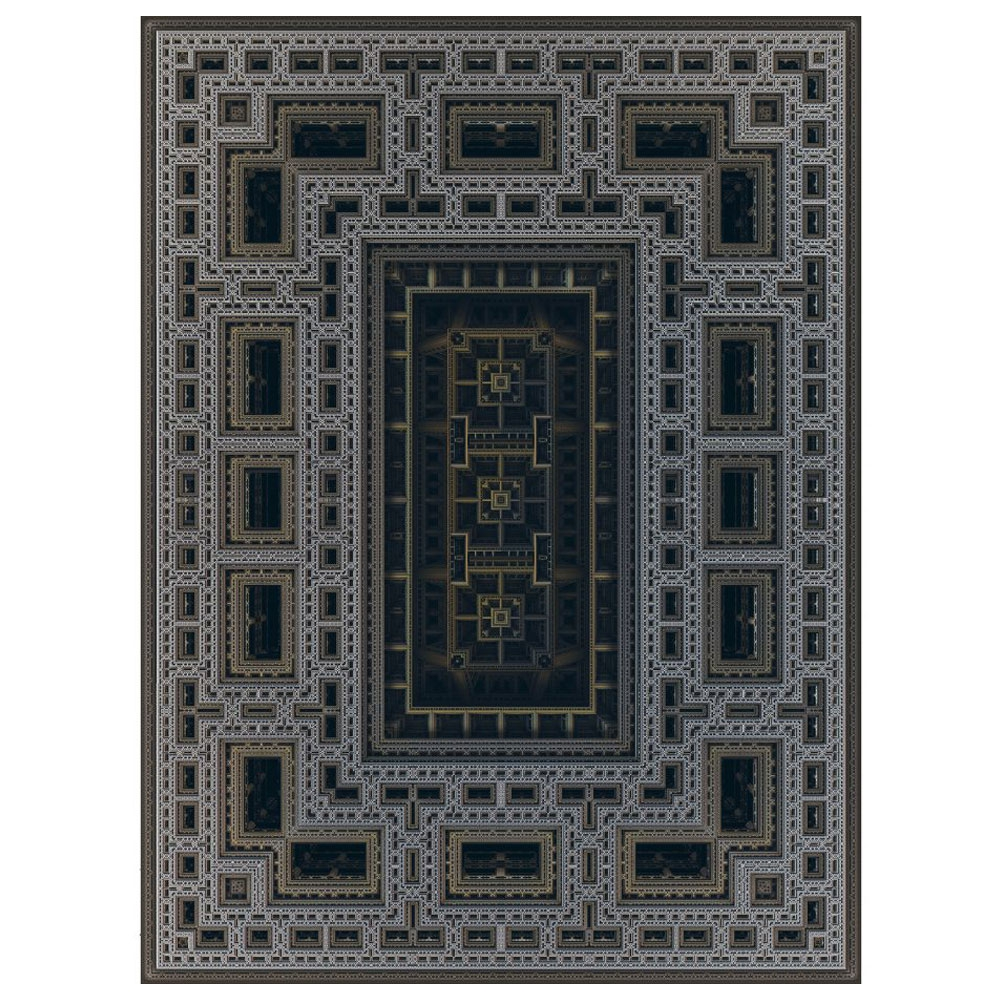 Moooi Carpets Teppich S.F.M. #077