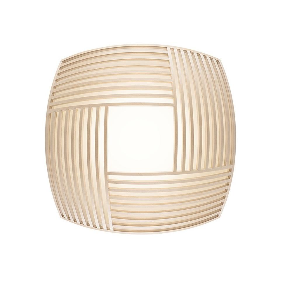 Secto Design - Wand-/ Deckenleuchte Kuulto 9100 - Birke
