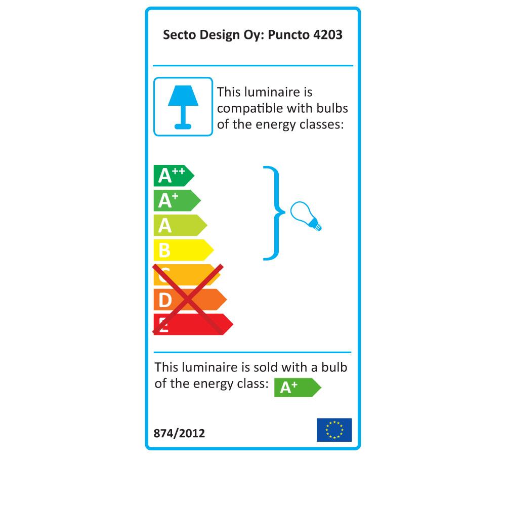 Puncto 4203 - EU Label