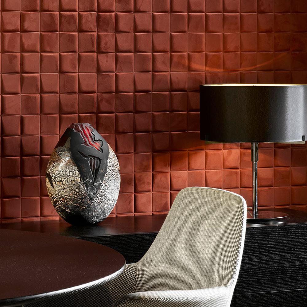 Arte - 3D-Textilwandbekleidung Select - Farbe 30522 - Raumansicht