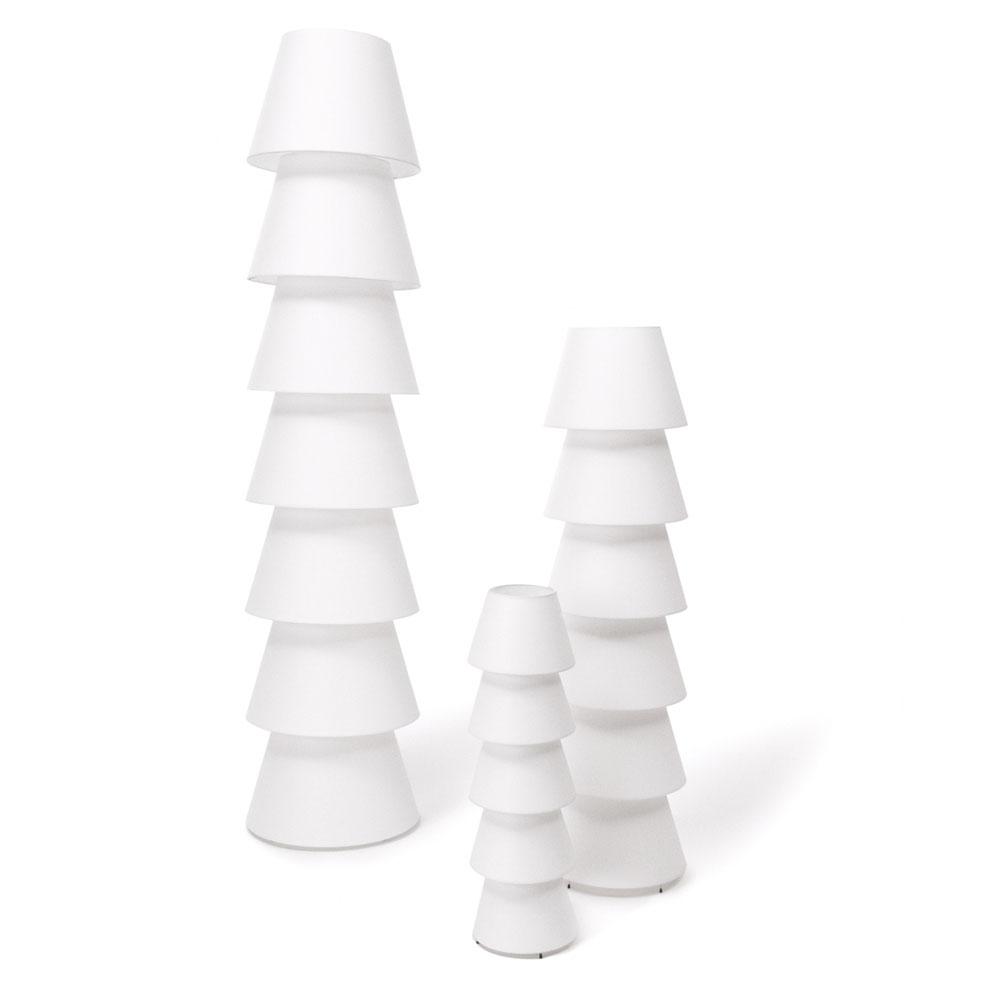 Moooi Stehleuchten Set Up Shades 5, 6 & 7