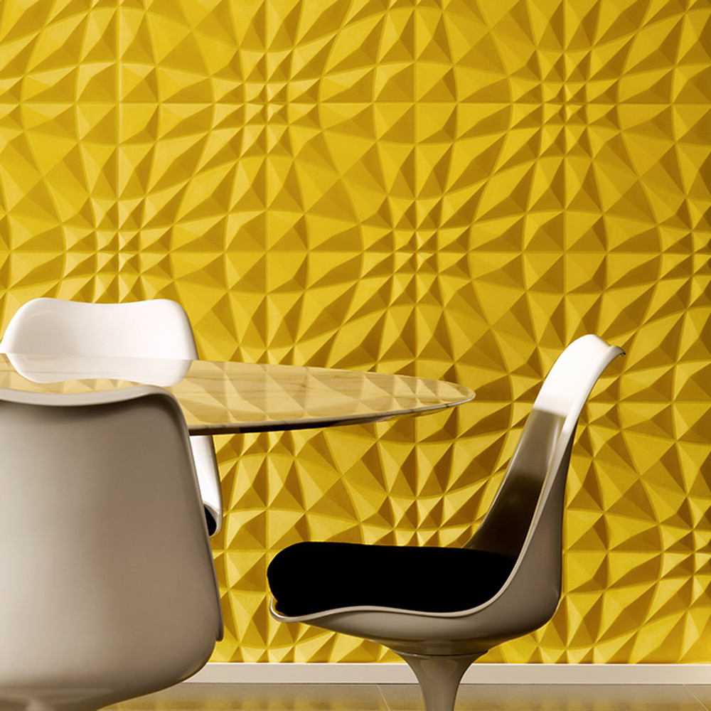 Arte - 3D-Textiltapete Flex - Farbe 30503 - Raumbild