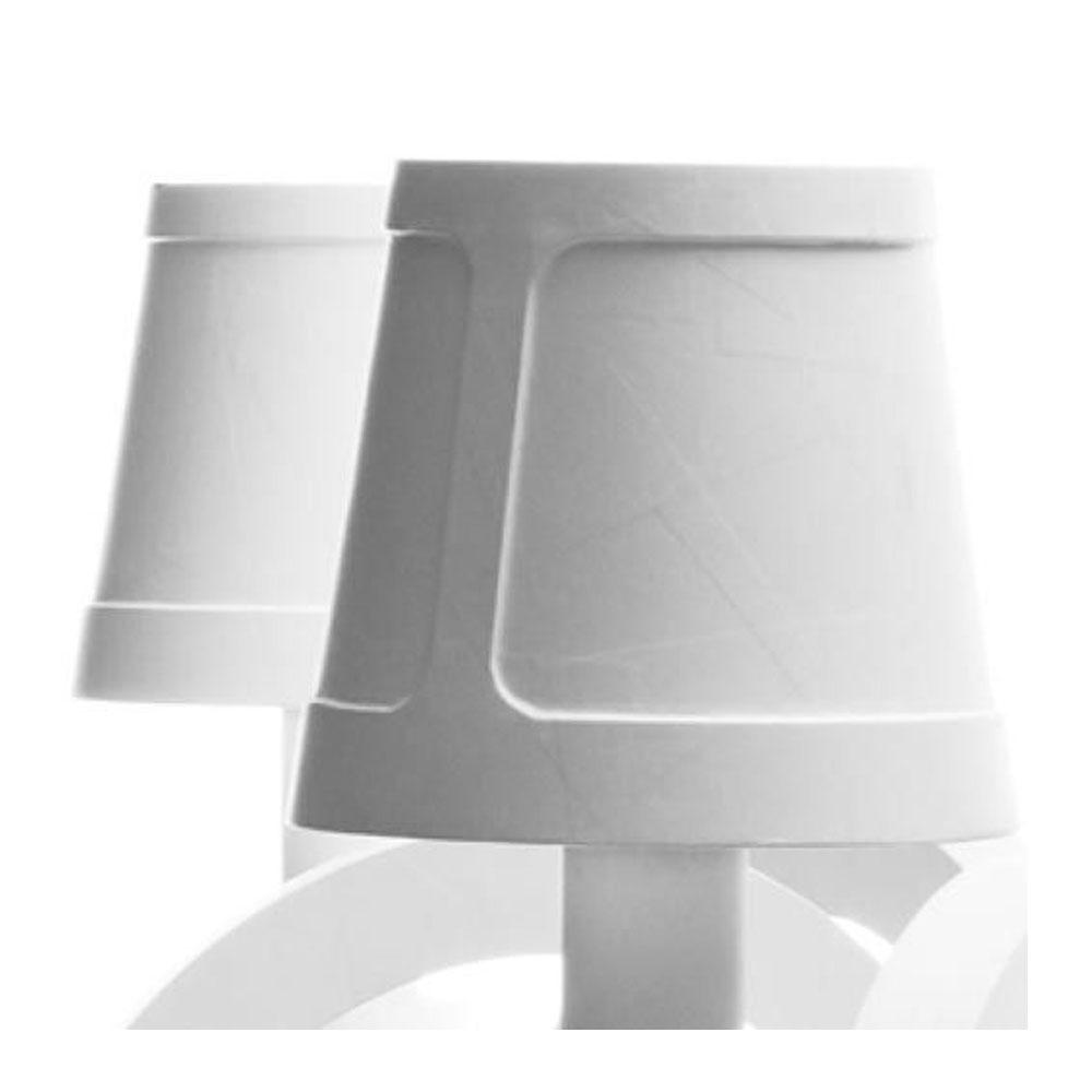 Set aus 6 Lampenschirmen für Paper Chandelier L & XL