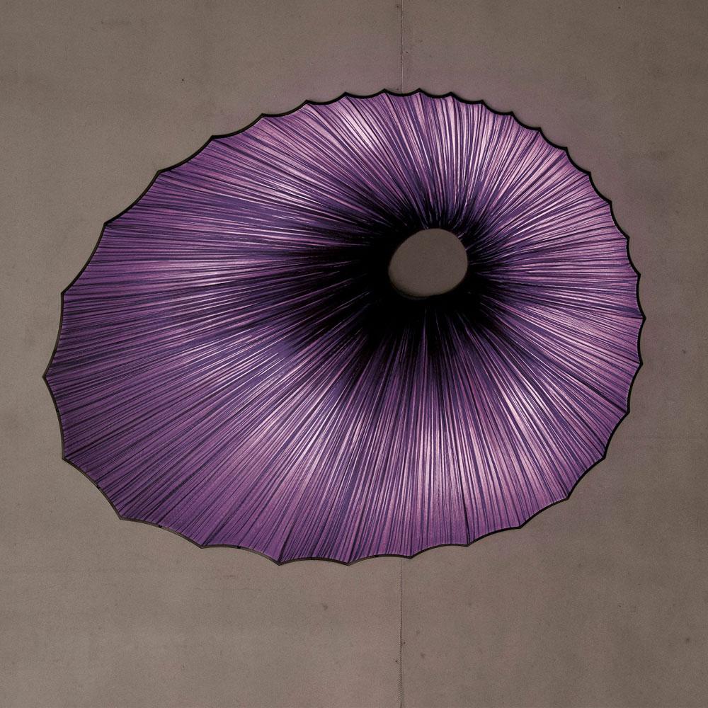 Sikus Wall - dark/ blauviolett