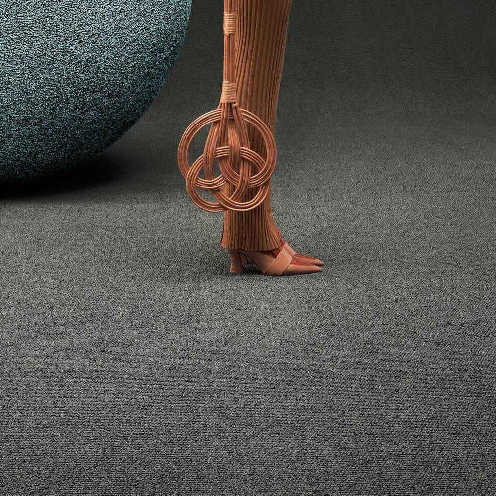Object Carpet - Teppichboden Skill x Chill - Raumansicht