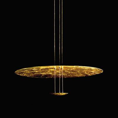Macchina Della Luce Mod.B- gold