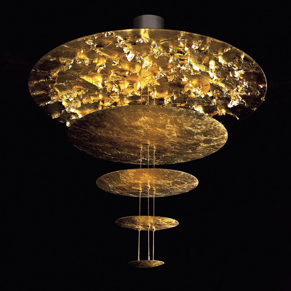 Macchina Della Luce Mod.D- gold