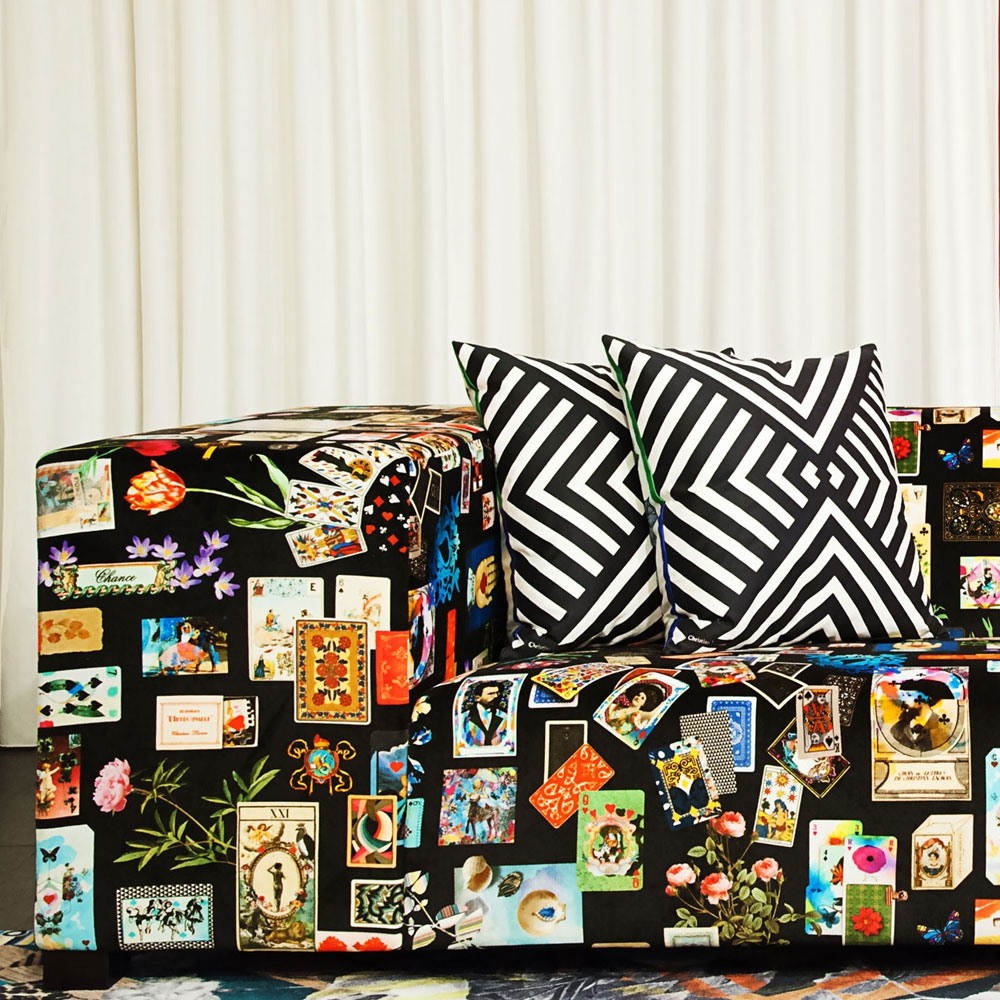 Designers Guild Sofa Bellini - Detailansicht