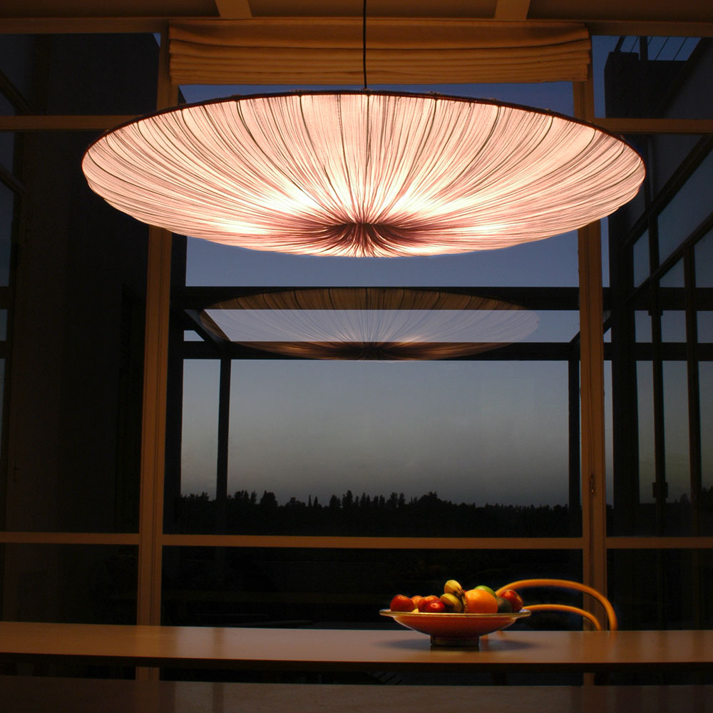 Stand By Pendant - Farbe redwood/ rosenholz
