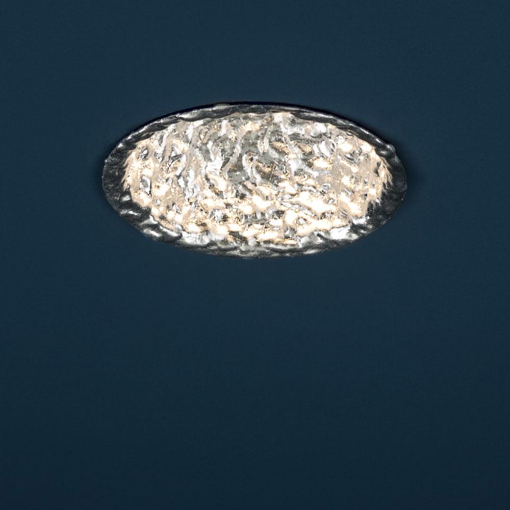 Einbauleuche Stchu-Moon R - Silber