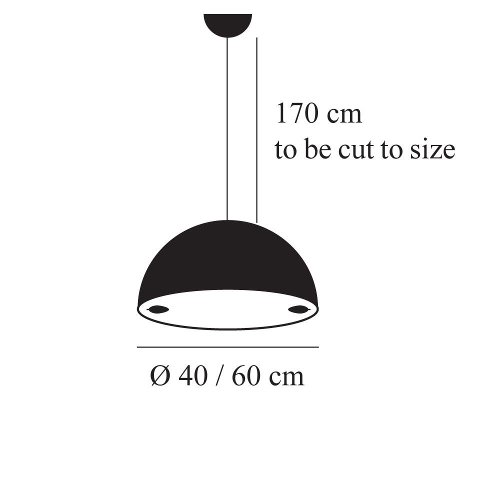Stchu-Moon 02 LED - Maße