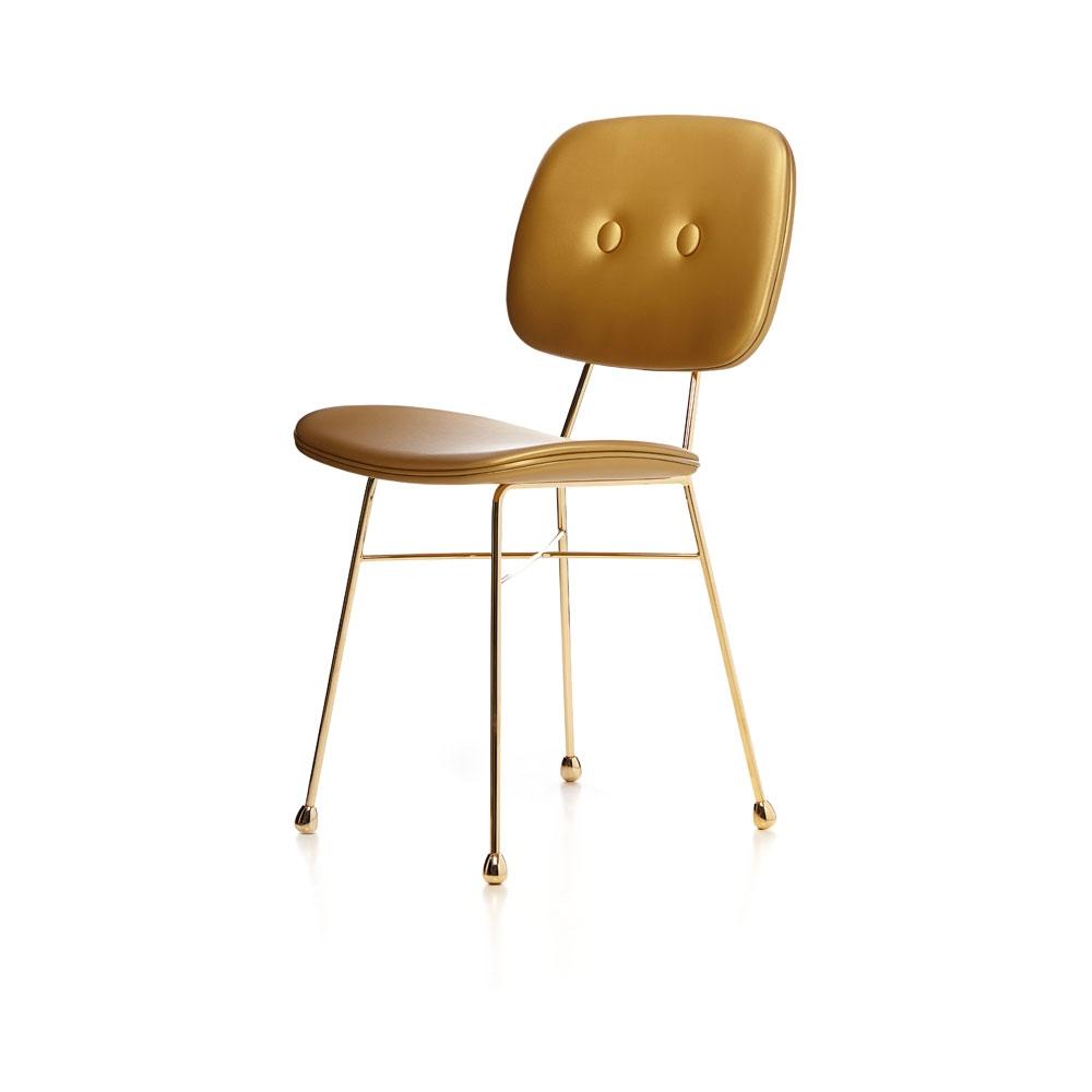 The Golden Chair - Farbe gold matt